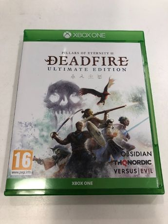 Pillars of Eternity II Deadfire Ultimate Edition XBOX ONE