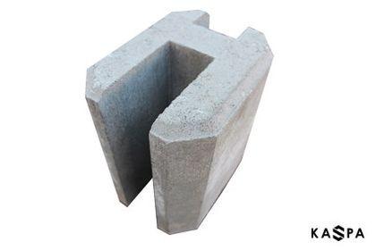 Łącznik ogrodzeniowy betonowy 20 cm, 25 cm, 30 cm