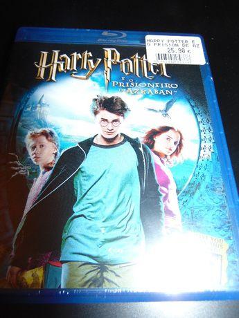 Harry Potter e o prisioneiro de Azkaban BLUE RAY NOVO (62%desconto)