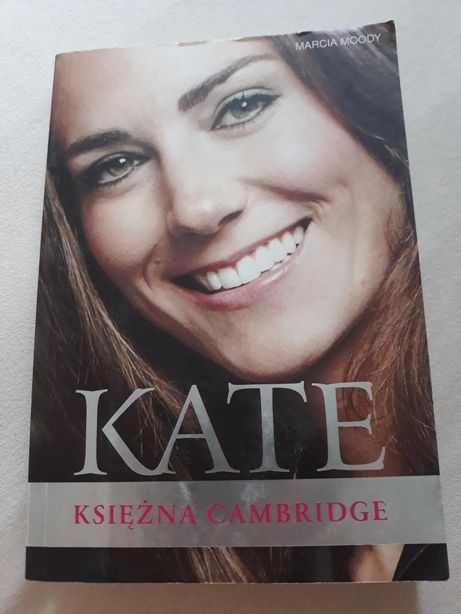 Kate, Księżna Cambridge. Marcia Moody