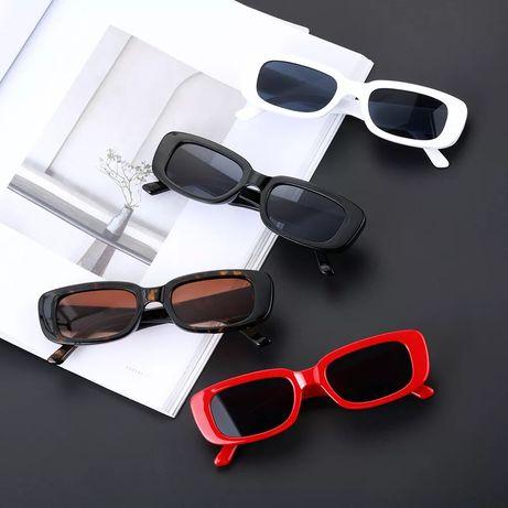 Винтажные очки, ретро очки, солнцезащитные очки, квадратные очки.