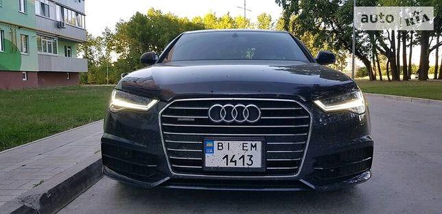 Audi A6 S line Quatro 2016