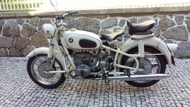 Motociclo BMW R50/2