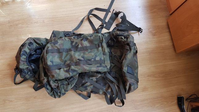 Zasobnik piechoty górskiej 987/MON używany, jak nowy
