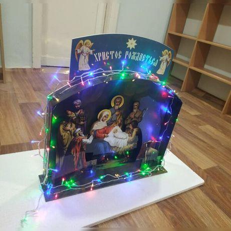 Фігури для Вертепу, шопки на Різдво Христове