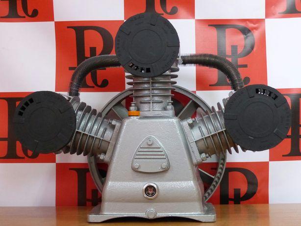 Воздушный компрессор. Компрессорный блок Remeza LB75 + запасные части