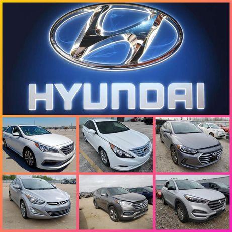 Разборка Hyundai Sonata LF YF, Elantra AD MD, крыло