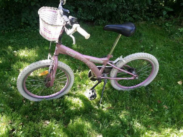 Bmx Code rower dla dziewczynki