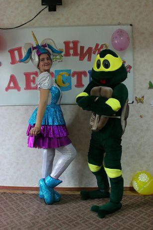 Няня в Луганске. Аниматор. Детские праздники. Аквагрим.