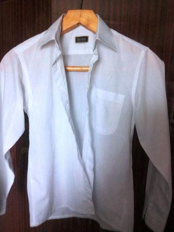Рубашка белая подростковая