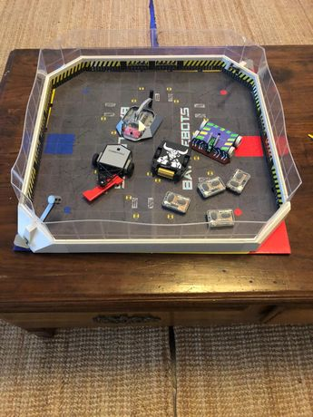 Battlebots hexbug