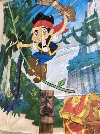 Pościel Jake i piraci z Nibylandii 90x140