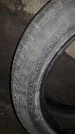 Шины Pirelli p7 r17