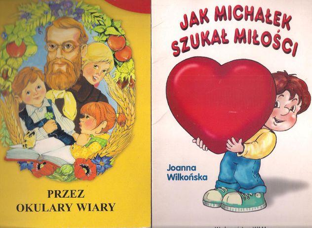 Jak Michałek szukał miłości Joanna Wilkońska