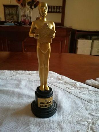 """Estatueta """"Óscar ao Melhor Chefe"""""""