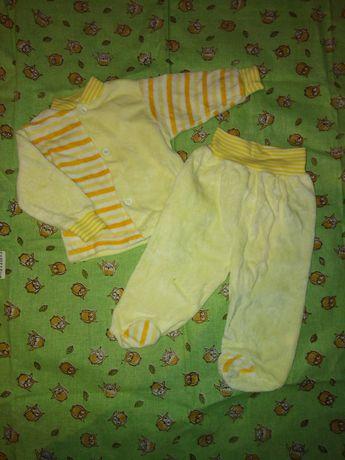Детская одежда роддом, 0-6 мес, шезлонг