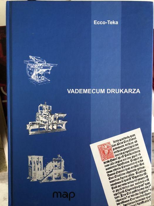 Vademecum drukarza - Stefan Jakucewicz Malbork - image 1