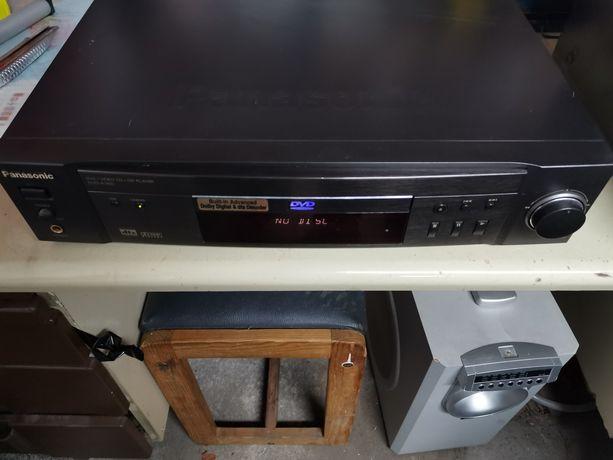 Odtwarzacz DVD Panasonic DVD-A360