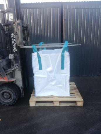 Worki Big Bag rozmiar 90/90/110cm z Płaskim Dnem NOWE dobra cena