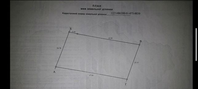 Продам 12 соток земли с. Братское, Днепропетровская область