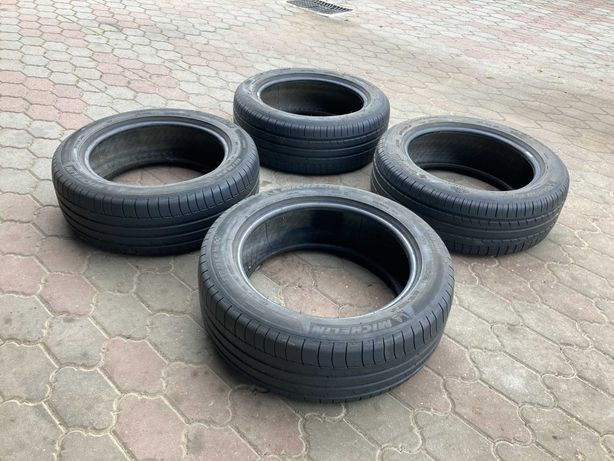 Opony 235/55 R19 Michelin Komplet 4 sztuki Zadbane