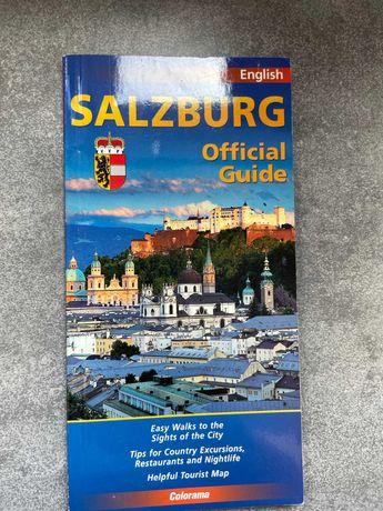 Przewodnik po Salzburgu z mapą