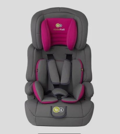 Автокреслa Kinderkraft Comfort UP 9-36KG Navi, Pink