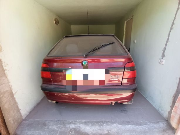 Skoda felicia Шкода фелиция автомобиль машина