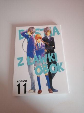 Manga Bestia Z Ławki Obok