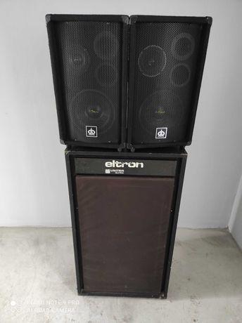 Kolumny ELTRON i głośniki