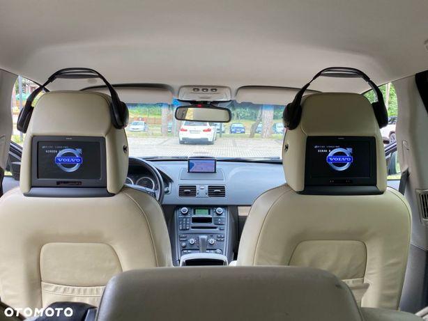 Volvo XC 90 4X4 DVD ORYGINAŁ LAKIER+KM 7 MIEJSC 2.4 Automat Perfekcyjny Stan Cudo