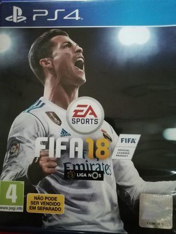 Jogo PS4 novo