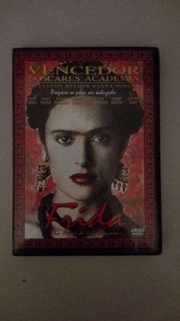 """DVD Filme """" Frida """" - Nomeado para 6 Óscares / Vencedor de 2 Óscares"""