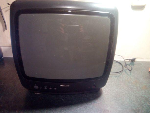 Telewizor Philips  mały 14 cali