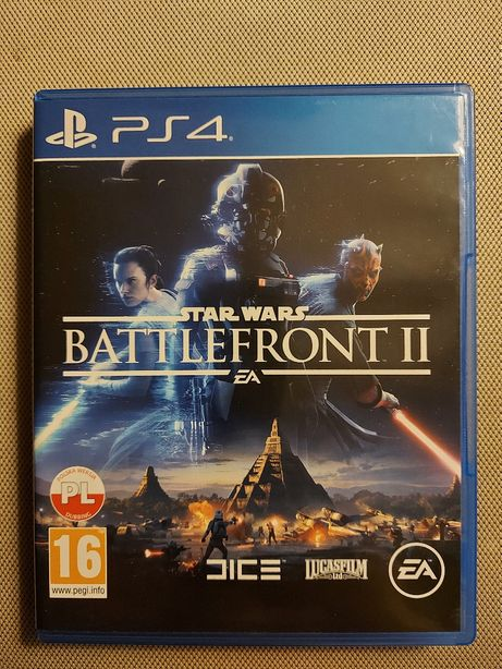 Gra Battlefront II PS4