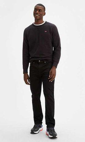 Новые джинсы levis 502 33х30