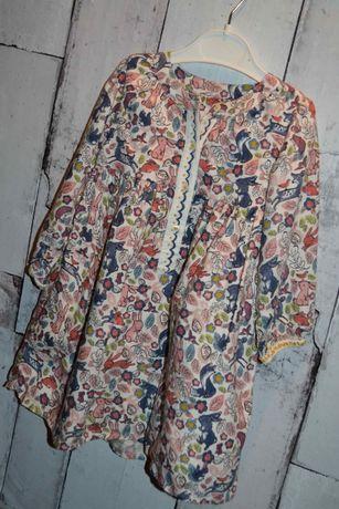 Платье 1-1,5 года, платье для девочки, детское платье, нарядное платье