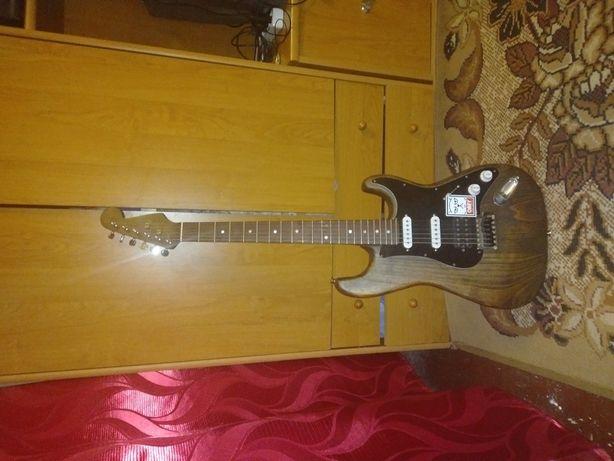 Электро гитара мастеровая