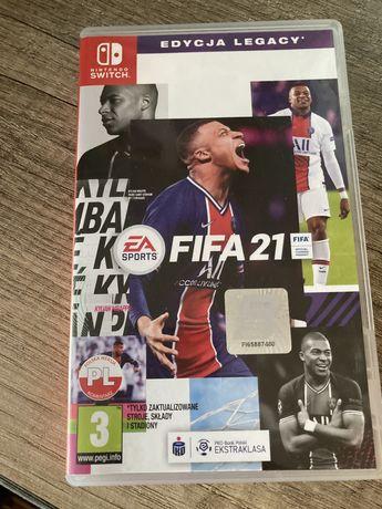 Fifa 2021 nintendo switch legacy edition