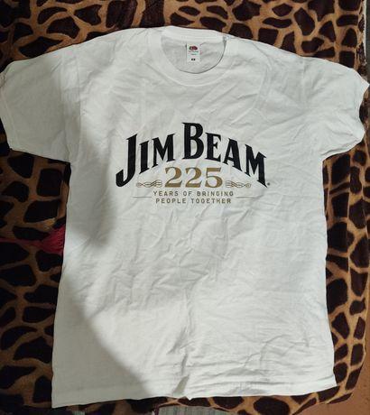 """Продам новую рубашку с логотипом """"Jim Beam"""" оригинал"""