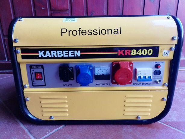 Agregat prądotwórczy Karbeen KR8400
