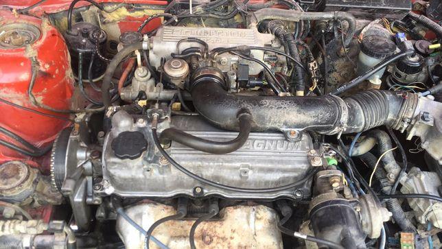 Мотор, двигатель, ГБЦ, головка Мазда 626 ЖД/ЖЦ. GD/GC