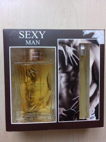 Real Time & Sexy Man, woda toaletowa 100ml+ 10ml