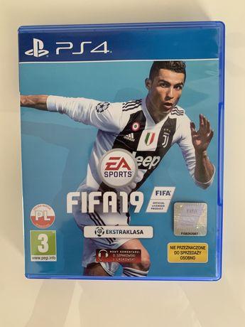 FIFA 19 - gra na PlayStation 4