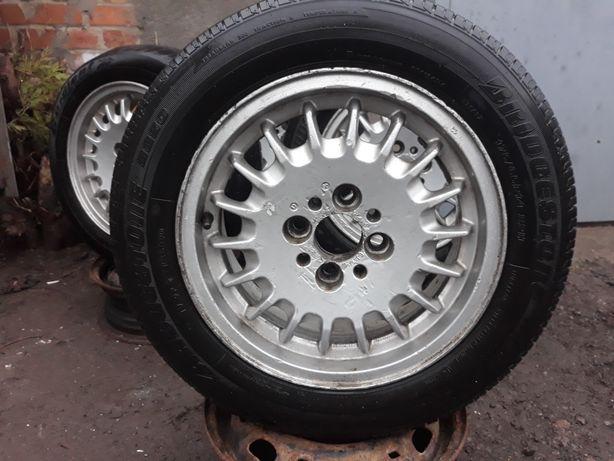 Оригинальные диски на R14. BMW- Opel.