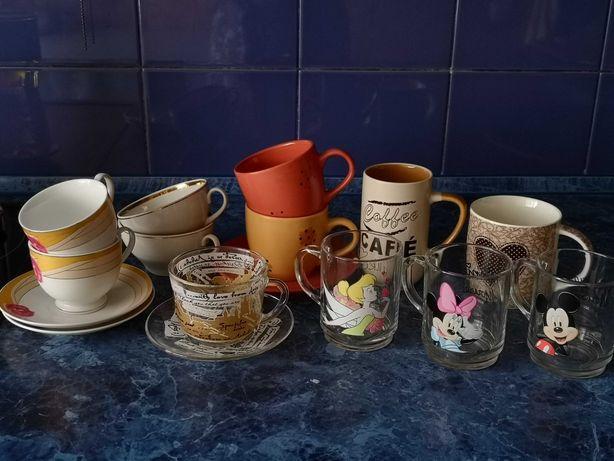 Кружка, чашка Luminarc Disney дитячий посуд. Чайна пара