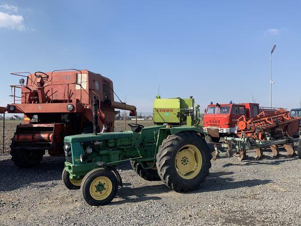 Ciągnik Traktor Hanomag