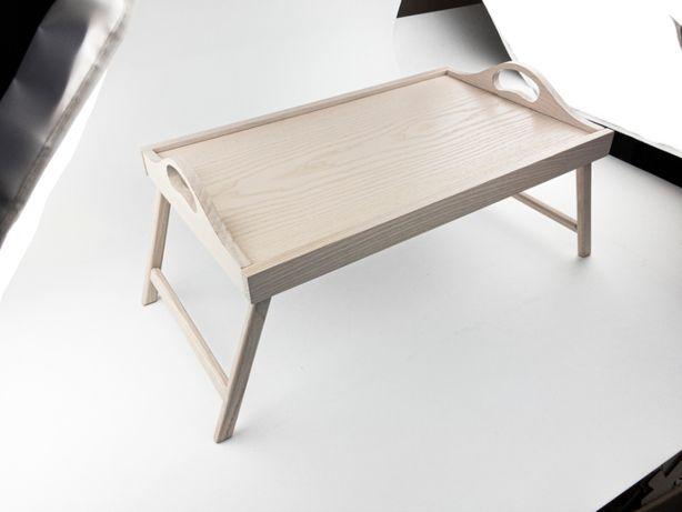 Столик для сніданку, для завтраков, для ноутбука. Поднос на ножках