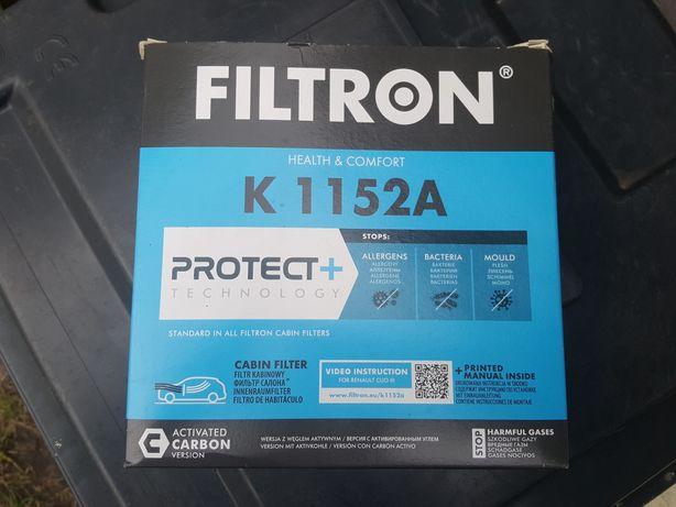 Filtr kabinowy Filtron K1152A Renault Clio III