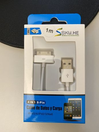 Cabo iPhone usb 30 pin